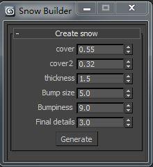 Snow Builder
