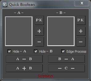 Quick Boolean