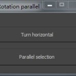 Rotation parallel