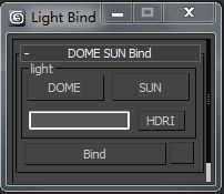 dome Bind varylight+hdir