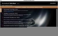 3DSMAX Installation Failed-Necessary