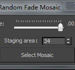 Random Fade Mosaic