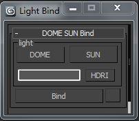 dome Bind varylight+hdir